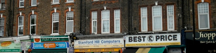 Stamford Hill Estate Agents