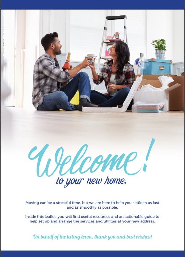 new tenant utilities